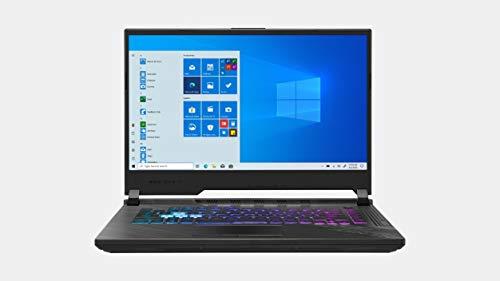 "2021 Asus ROG Strix G15 GL 15.6"" FHD 240Hz Gaming Laptop, 10th Gen Intel 8-Core i7-10870H Upto 5.0 GHz, 16GB RAM, 1TB PCIe SSD, NVIDIA GeForce RTX 2060 6GB, RGB Backlit Keyboard, Windows 10"