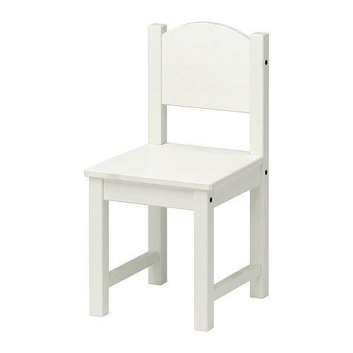 Ikea SUNDVIK - Niños-s Silla, Blanco