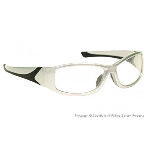 Para sistemas U-diseño de huesos con tapa de protección de radiación con gafas de protección y con forma de marco de madera de plomo de cristal de lentes de 808