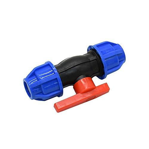 MINGMIN-DZ Dauerhaft DN15 DN20 PVC Pe PPR Kugelventil Wassermengenregelventil 1/2