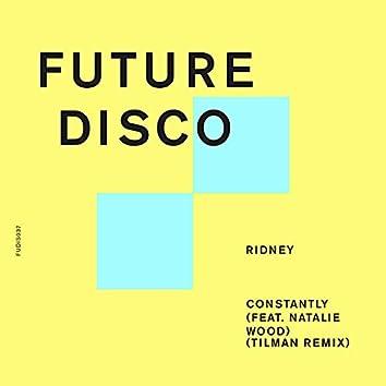 Constantly (feat. Natalie Wood) [Tilman Remix]