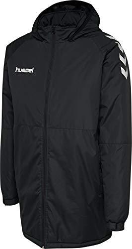 hummel Chaqueta Core Bench para hombre, Hombre, Chaqueta, 204170-2001, negro, medium
