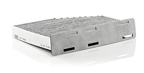 Original MANN-FILTER Filtro de habitáculo CUK 2939 – Filtro de habitáculo con carbón activo – para automóviles