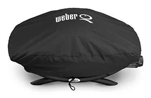 Weber 7111 Grill Cover for Q 200/2000 Series Gas...