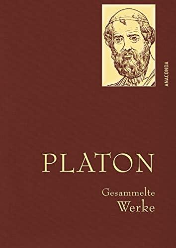 Platon,Gesammelte Werke (Anaconda Gesammelte Werke, Band 4)