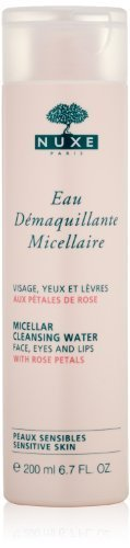 ROSE PETALES micellaire 200 ml eau d?maquillante by NUXE (English Manual)