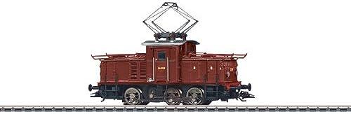 M lin 36334 - Rangierlok Reihe El10 Norwegischen Staatsbahne, braun