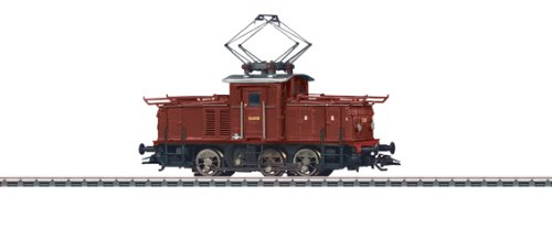 Märklin 36334 - Rangierlok Reihe El10 Norwegischen Staatsbahne, braun