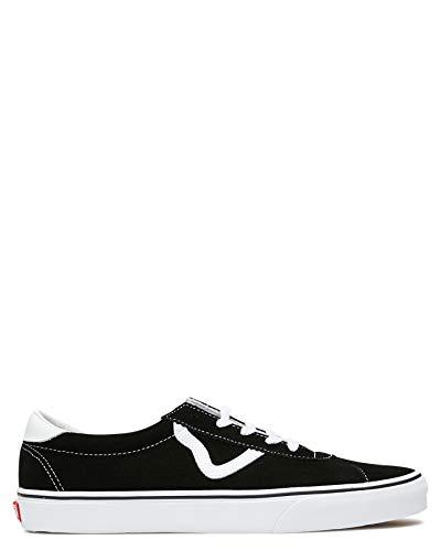Vans Sport Sneakers Uomini Nero - 44 - Sneakers Basse
