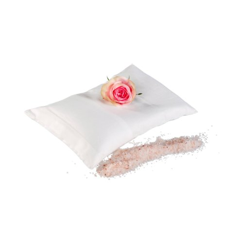 HIMALAYA SALT DREAMS - Salzkristall Wärmekissen, klein, Maße: ca. 23 x 14 cm