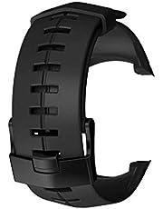 Suunto Dive DX - Juego de brazaletes de Repuesto, Color Negro