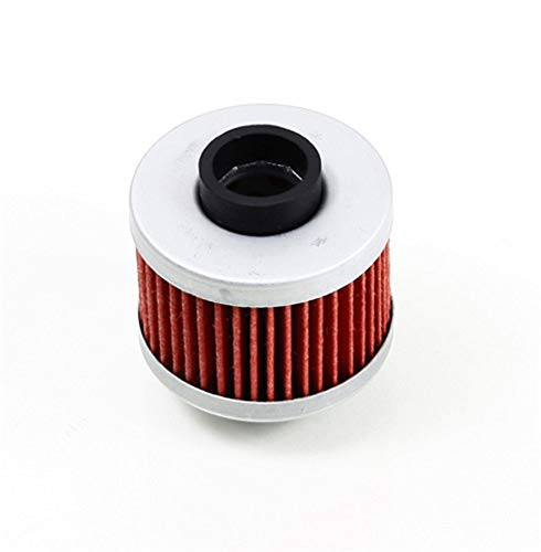Hiflofiltro Premium Ölfilter MQ Scooter Aprilia Leonardo 125 HF185 824225110395