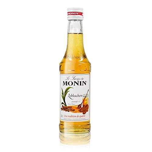 Monin Sirup Lebkuchen - 0,25 Liter