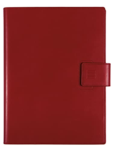 Finocam – 2022 1 Day Page Diary, January 2022 to December 2022 (12 months) E40 – 210 x 297 mm DuoUno Spanish Bordeaux