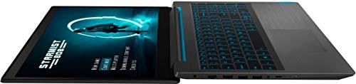 Product Image 7: ,Lenovo – IdeaPad L340 15 Gaming Laptop, Intel Core i5 – 8GB Memory – NVIDIA GeForce GTX 1650 – 256GB Solid State Drive – Black