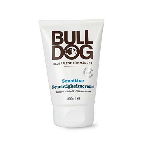 Bulldog Sensitive Feuchtigkeitscreme Herren, 1er Pack (1 x 100 ml)