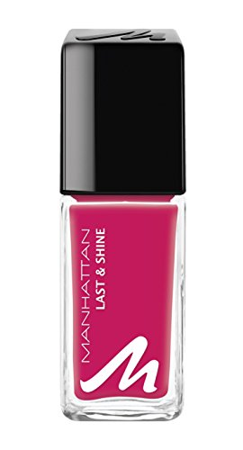 Manhattan Last & Shine Nailpolish 590 Pink-holic