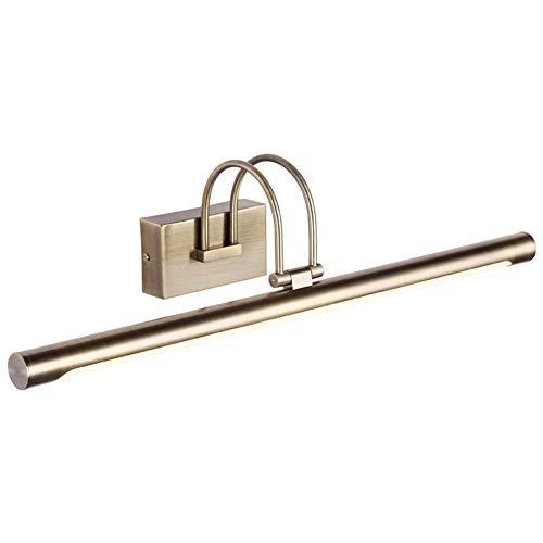 ZYTFC LED Spiegelleuchte Badezimmer wasserdicht Anti-Fog Wandleuchte geeignet für die Beleuchtung der Frisierkommode,16W/72cm