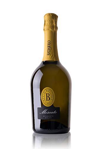Batasiolo, MOSCATO SPUMANTE, Vino Bianco, Spumante Frizzante Dolce, Metodo Charmat Martinotti