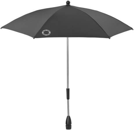 Maxi-Cosi Sombrilla Carrito de bebé, silla de paseo, parasol flexible protección UV 40+, color essential black