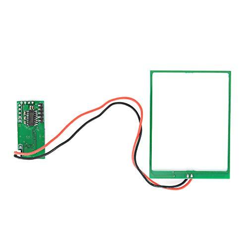 【Venta del día de la madre】Módulo lector de IC inalámbrico Duable, módulo lector RFID de alta sensibilidad de recepción, para control de acceso Sistema de asistencia de seguridad inteligente Asis