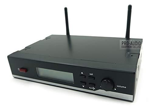 JVCAN Professionele UHF draadloze microfoon, XSW35 draadloos systeem, 845 draadloze handzender microfoon voor podiumzanger Vocal Set