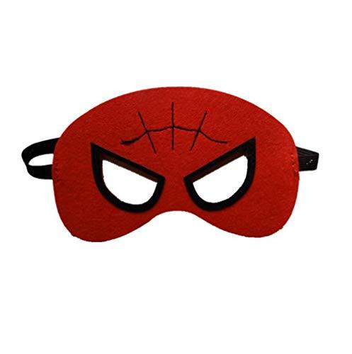 JRKJ Kindermasken, Vlies, Handgemachte Masken, Halloween, Weihnachten, Make-Up, Partyideen