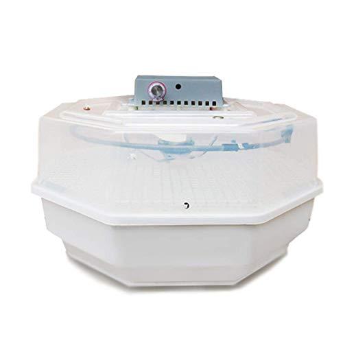 FZYE 60 Incubadora Digital de Huevos Incubadora automática multifunción para Aves de Corral con Control de Temperatura para Pollos Incubadora de Pato Ganso, fácil de Usar