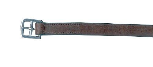 AMKA Steigbügelriemen aus Leder für Kinder Pony/Shetty, auch für Sattel für Holzpferd