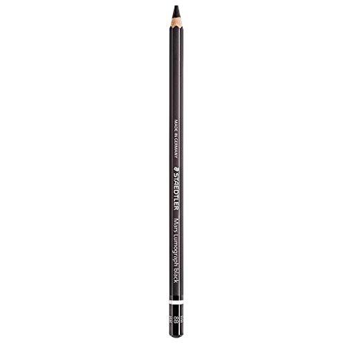 STAEDTLER 100B-8B Bleistift Mars Lumograph black, Härtegrad: 8B