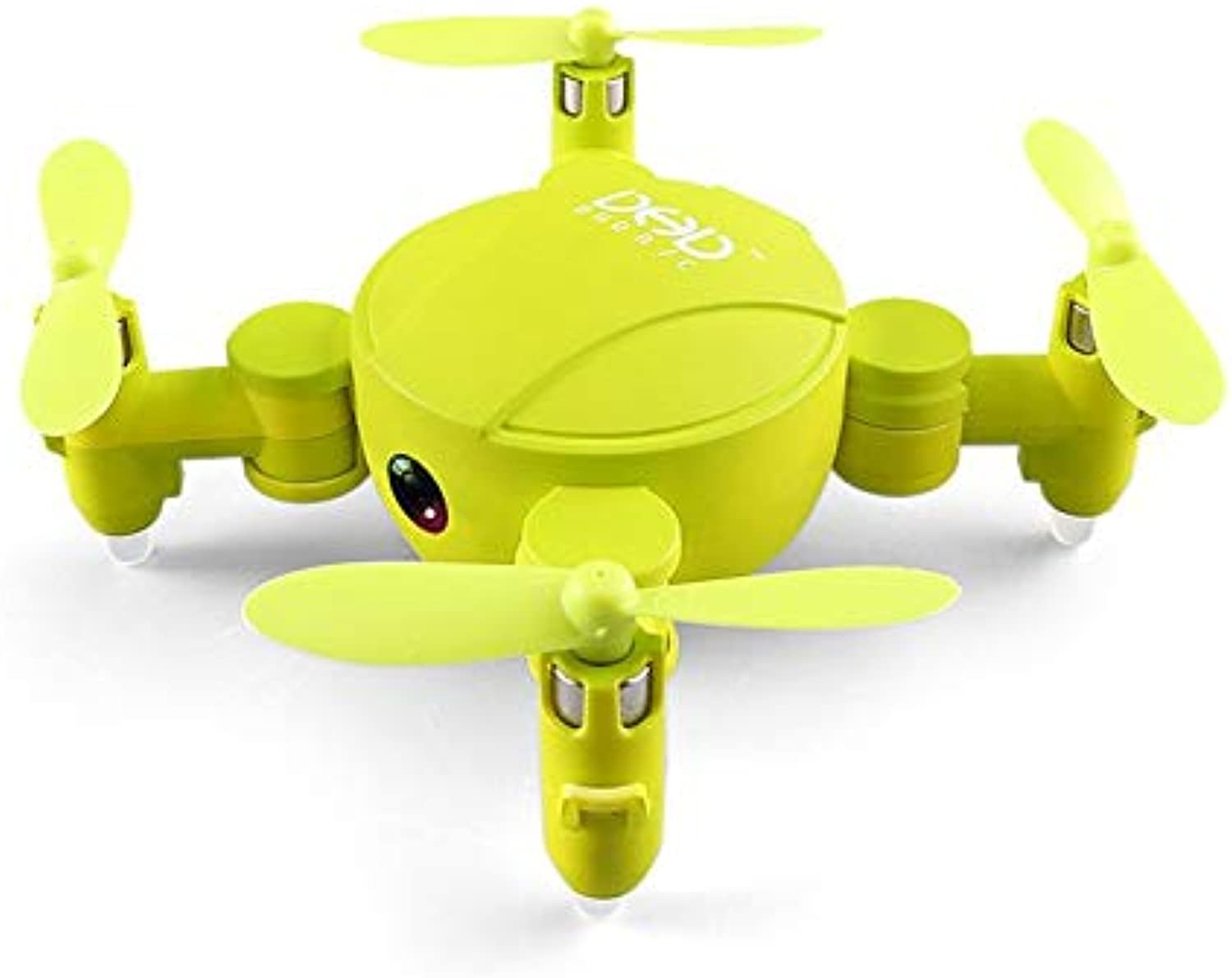 Generic DHD D4 Mini Drone WiFi FPV with 720P Camera High Hold Mode RC Drone Quadcopter RTF Cute Quadcopter Toys Green