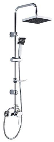 DP Grifería M0001 Set de ducha RY-S002 con grifo monomando incluido