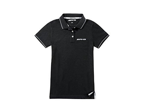 Mercede- Benz, AMG, Poloshirt Damen schwarz (L)