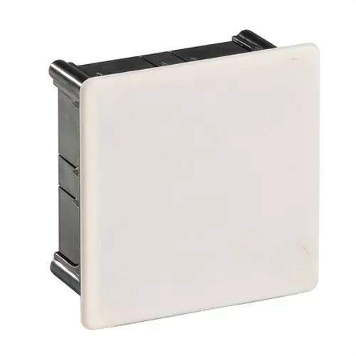 IDE D110 IP33 Caja de Derivación de Empotrar con Tapa de Garra...
