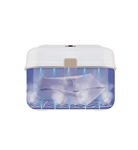 UVC - Scatola sterilizzante per uso domestico, sterilizzazione con ozono ultravioletto e piccoli vestiti, scatola di sterilizzazione per telefoni cellulari
