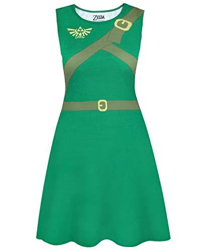 Fantasia clássica The Legend of Zelda, Verde, Large