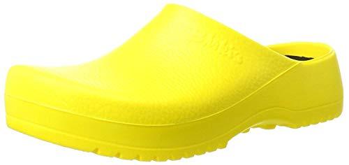 Birki's Unisex-Erwachsene Super Birki Clogs, Gelb (Yellow), 38 EU