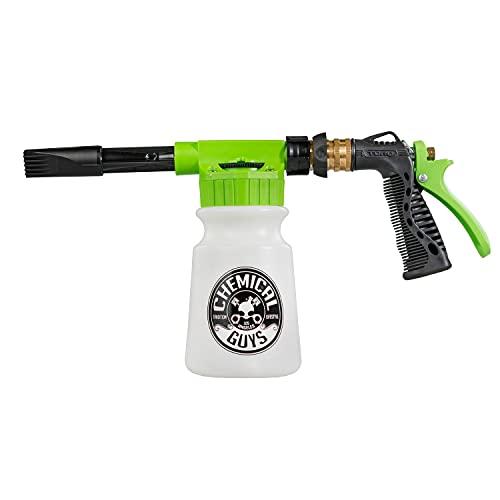 Chemical Guys ACC_326 – Torq Foam Blaster 6 Foam Wash Gun – The Ultimate Car Wash Foamer that Connects to Any Garden Hose