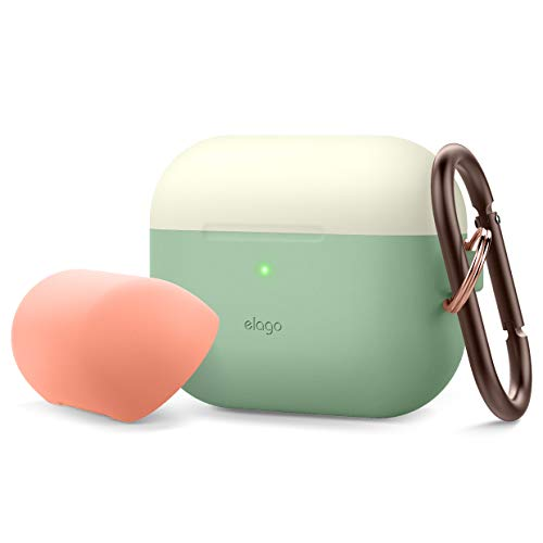 elago AirPods Pro Silicone Case with Keychain