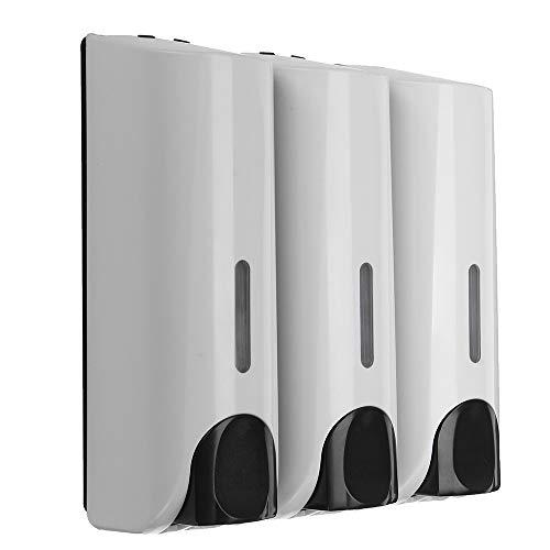 RanDal 3 Teile/satz 350 Ml Bad Duschgel Körperlotion Conditioner Shampoo Seifenspender