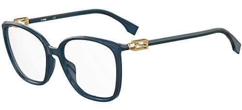 FENDI FF 0442/G Gafas, PJP, 55 para Mujer