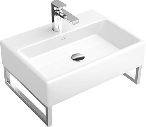 Villeroy & Boch Waschtisch Memento 513360 600x420mm Weiß Alpin, 51336001