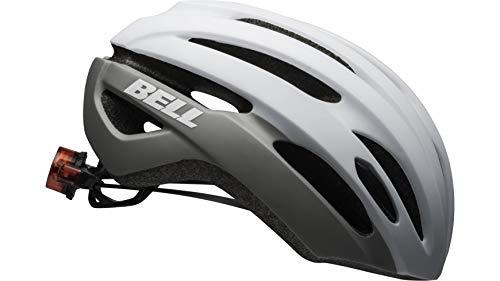 BELL Avenue LED MIPS Damen Rennrad Fahrrad Helm Gr.50-57cm weiß/grau 2020