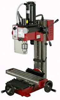 Central Machinery Two-Speed Variable Bench Mill/Drill Machine