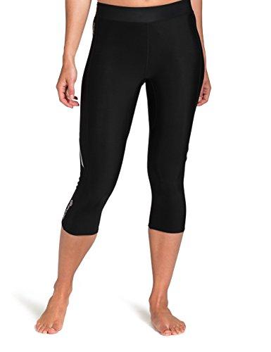 Skins A200 Collant thermal Femme Noir/Noir : XS