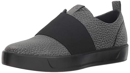 ECCO Soft 8 Ladies, Zapatillas Mujer, Negro 1001