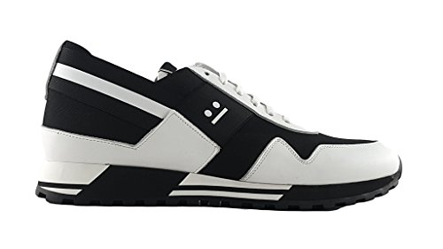 Brian Mills Sneakers Uomo Made in Italy 150B-NERO 40