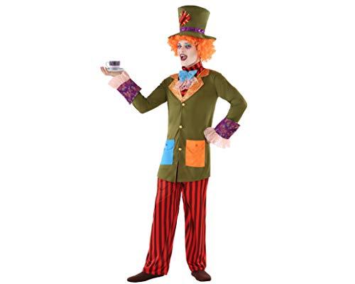 Atosa-61616 Atosa-61616 Kostüm für Jungen, Märchenfiguren, Herren, 61616, Mehrfarbig, Jungen