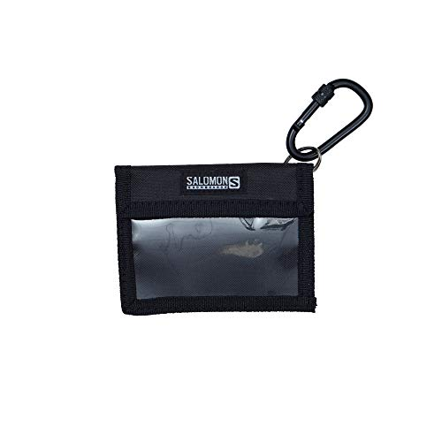 SALOMON(サロモン) ボード・ブーツバッグ SLMN PASS CASE PVC2 (サロモン パス ケース PVC2) L41032300 BLACK NS