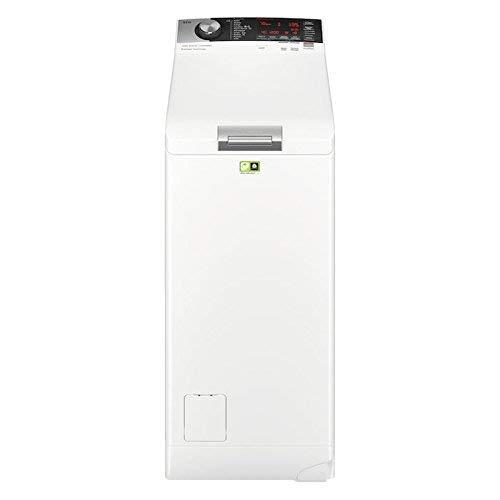 Lavatrice Carica dall'Alto AEG profondità 60cm L7TBC733 7 Kg 1300 Giri Classe A+++ Libera installazione, Senza installazione